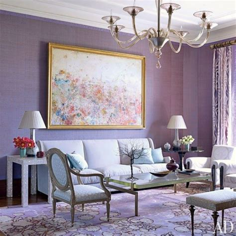 39 Delicate Home Décor Ideas With Lavender Color - DigsDigs