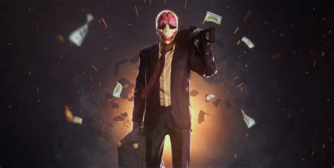 Payday 2, HD Games, 4k Wallpapers, Images, Backgrounds