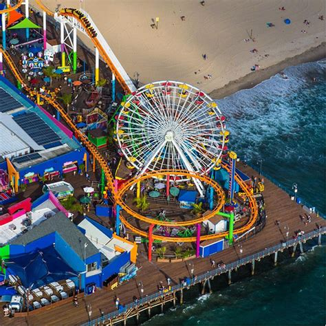Iconic Filming Locations in Santa Monica, CA - Where and