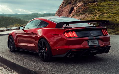 2020 Shelby GT500 Mustang - Wallpapers and HD Images   Car