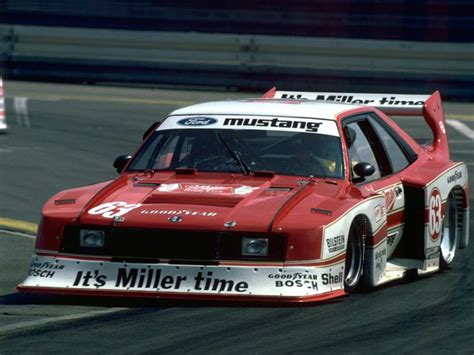Group 5>> Zakspeed Roush Ford Mustang Turbo - Forma