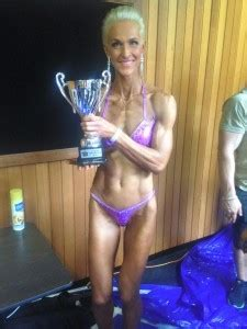 Sonja's Post Competition Muscle Up Success! | Flexr6
