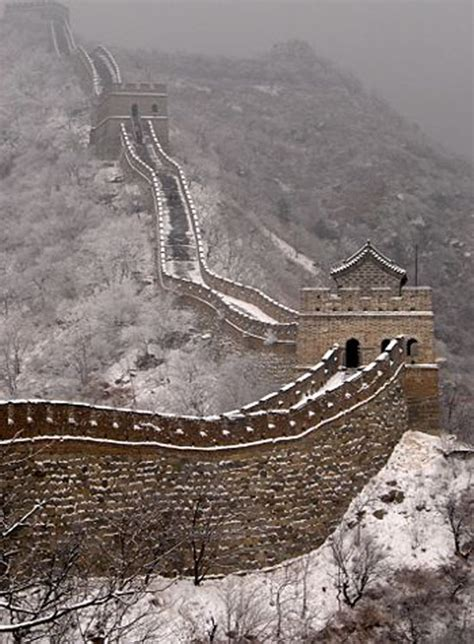Traveling to China The Great Wall - family holiday
