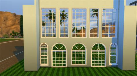 Mod The Sims - Colonial Build Windows