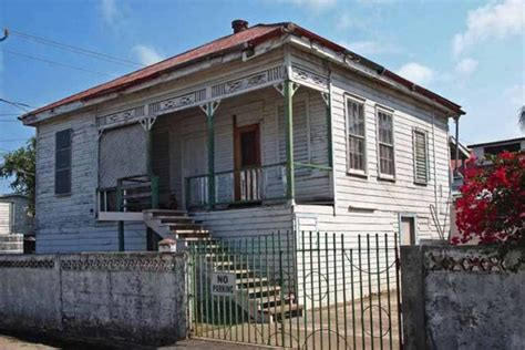 Historic Architecture of Belize City | World Monuments Fund