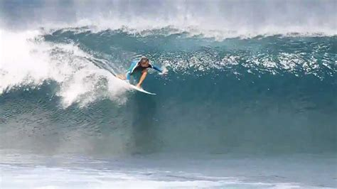 Rocky Point, North Shore, Surf Session, Hawaii by Paul