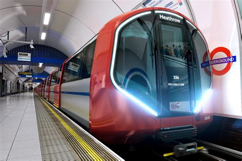 Revealed: Inside the new 'driverless' Tube trains to be