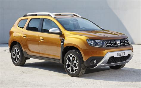 2017 Dacia Duster - Wallpapers and HD Images   Car Pixel