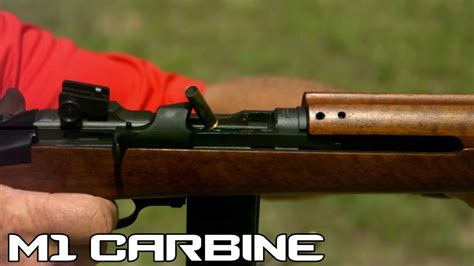 M1 Carbine & Paratrooper with folding stock! (4K) - YouTube