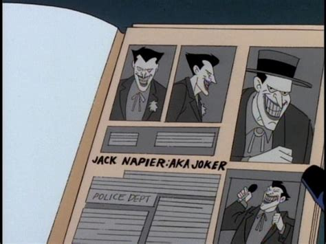 The Joker's Real Name Is