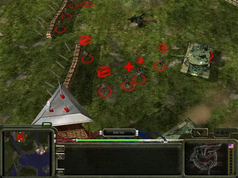 Base Perimeter image - Vietnam Glory Obscured mod for C&C
