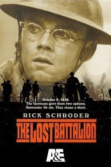 The Lost Battalion (2001) directed by Russell Mulcahy