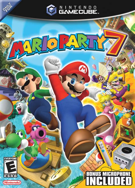 Mario Party 7 (U)(OneUp) ROM / ISO Download for GameCube