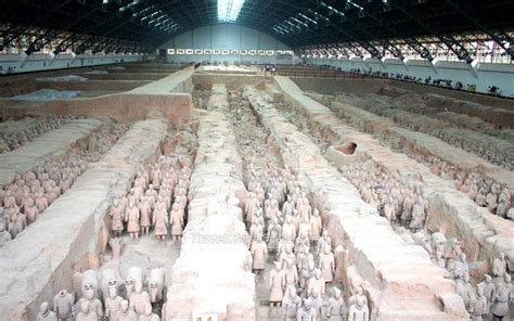 Xian Museum of Qin Terracotta Warriors and Horses Pictures