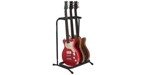 RockStand Multiple Guitar Rack Stand - for 3 Electric