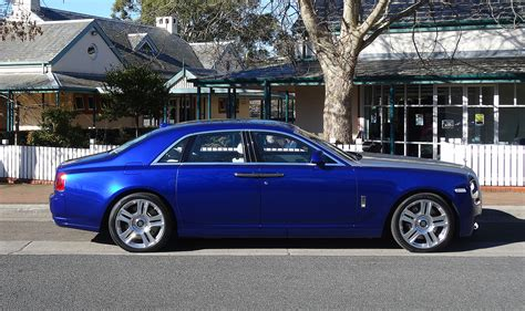 2015 Rolls-Royce Ghost SII Review - photos | CarAdvice