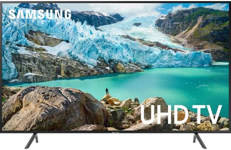 Samsung RU7100 4K HDR TV Review - HDTVs and More