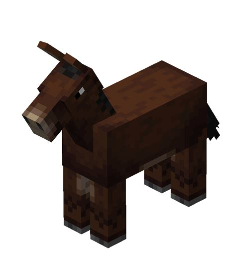 Mule – Official Minecraft Wiki