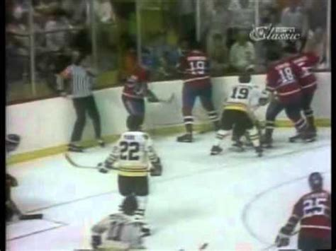 1978 Stanley Cup Finals - Montreal Canadiens @ Boston