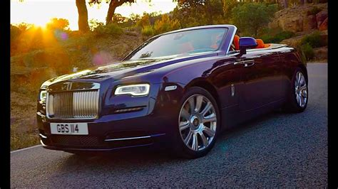 Rolls-Royce Dawn Worlds Most Silent Convertible: Roof Demo