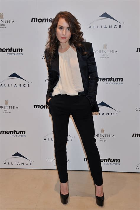 Noomi Rapace Looks Like | The Holle