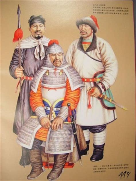 The 16 Pictures of Ancient Chinese Army Uniforms | China