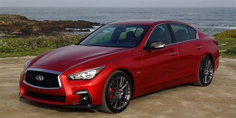 2018 Infiniti Q50 review: On the ragged edge of driving