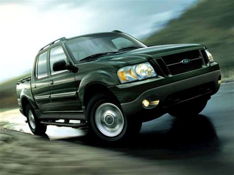 2003 Ford Explorer Sport Trac Pictures including Interior