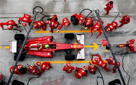 How F1 Race Best Epitomizes Great Team Work - Awfis