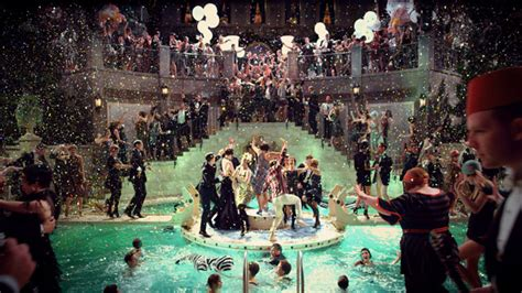 The Great Gatsby – there ain't no party like a Jay Gatsby