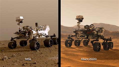 News | Two Rovers to Roll on Mars Again: Curiosity and