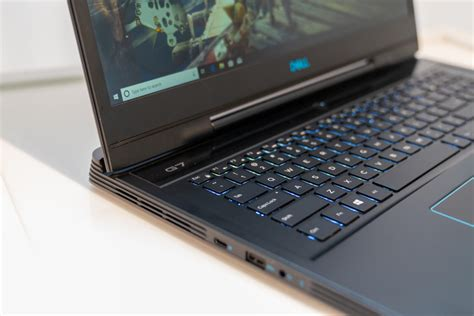 Dell G7 15 7590 review: 9th-gen Core and RTX power in a