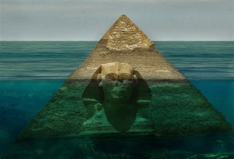 New Study Conclude that The Pyramids and Sphinx Were