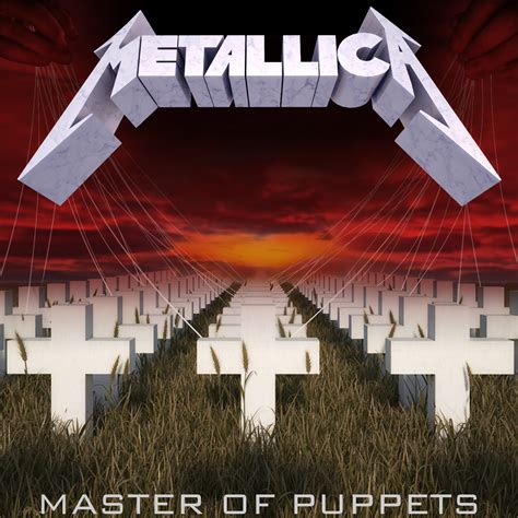 Metallica: Master of Puppets (Remastered) – 3-CD Expanded