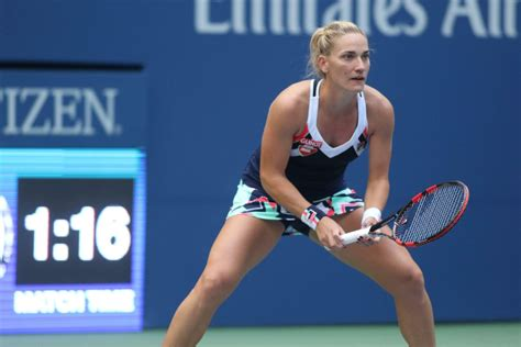 TIMEA BABOS at 2017 US Open Tennis Championships 08/30