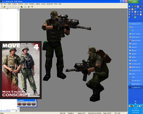 *EDIT* Soviet Shock Infantry image - Command & Conquer