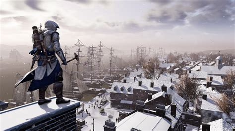 Assassin's Creed III confirmed for Switch - VideoGamer