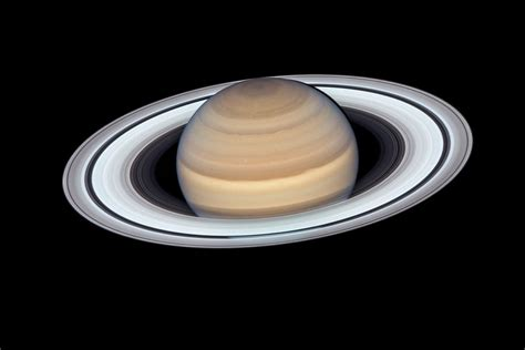 Saturn overtakes Jupiter as planet with most moons as