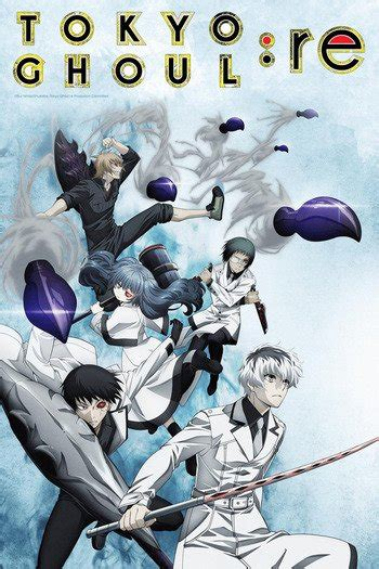 Watch Tokyo Ghoul:re Episode 3 Online - (Sub) fresh: Eve