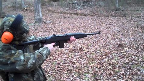 Tactical M1 carbine - YouTube