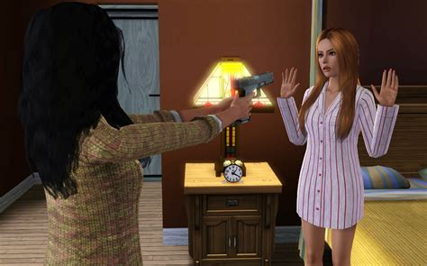 """Mod The Sims - """"Hands up!"""" Pose Pack"""