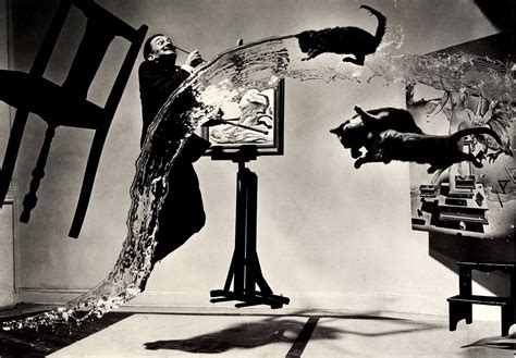 THE PHOTOGRAPHY FILES: Philippe Halsman