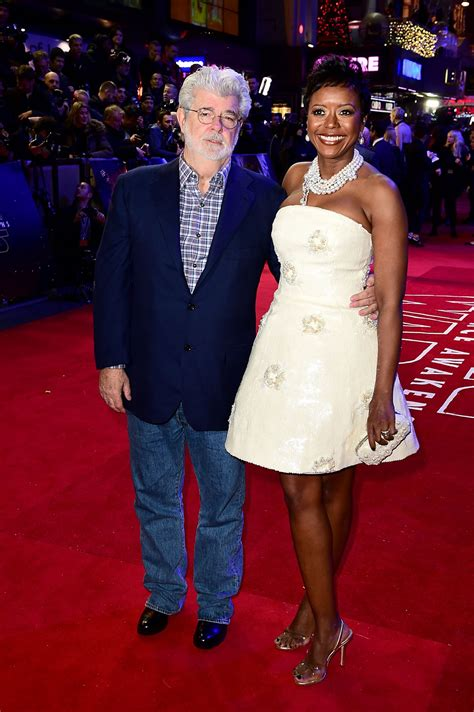 MELLODY HOBSON at Star Wars: The Force Awakens Premiere in